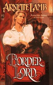 Cover of: Border Lord