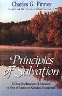 Cover of: Principles of salvation