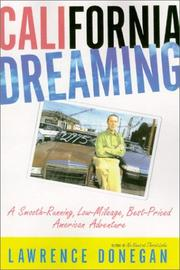 Cover of: California Dreaming