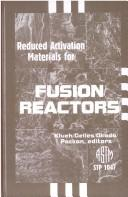 Cover of: Reduced activation materials for fusion reactors |