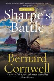Cover of: Sharpe's battle: Richard Sharpe and the Battle of Fuentes de Oñoro, May 1811