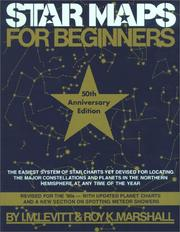 Star maps for beginners by I. M. Levitt