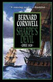 Cover of: Sharpe's devil: Richard Sharpe and the Emperor, 1820-1821