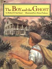 The boy and the ghost by Robert D.