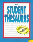 Cover of: Student thesaurus | Elizabeth A. Ryan