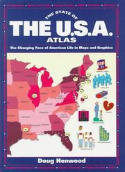 Cover of: The State of the U.S.A. Atlas: the changing face of American life in maps and graphics