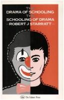 Cover of: The drama of schooling