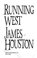 Cover of: Running west