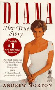 Cover of: Diana princess of wales
