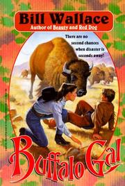 Cover of: Buffalo Gal | Bill Wallace