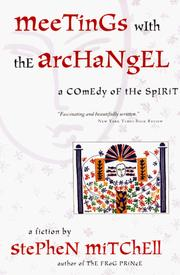 Cover of: Meetings with the Archangel | Stephen Mitchell