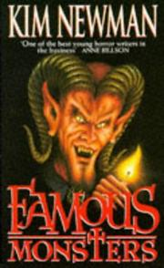 Cover of: Famous Monsters