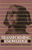 Cover of: Transforming knowledge