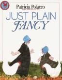 Cover of: Just Plain Fancy