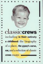 Cover of: Classic Crews