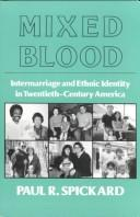 Cover of: Mixed Blood