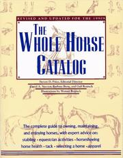 Cover of: Whole Horse Catalog