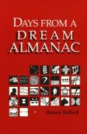 Cover of: Days from a dream almanac