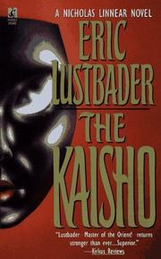 Cover of: The KAISHO | Eric Van Lustbader