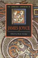 Cover of: The Cambridge companion to James Joyce |