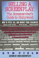 Cover of: Selling a screenplay