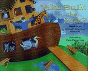 Cover of: Who built the ark?