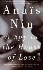 Cover of: A Spy in the House of Love