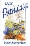Cover of: Daily pathways