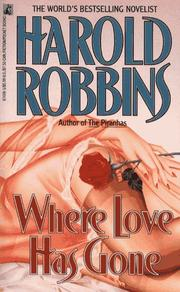 Cover of: Where Love Has Gone