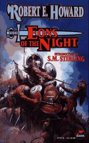 Cover of: Eons of the Night (The Robert E. Howard Library, Volume V)