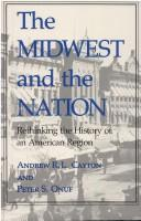 Cover of: The Midwest and the nation