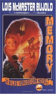Cover of: Memory (Miles Vorkosigan Adventures)
