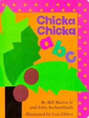 Cover of: Chicka chicka abc