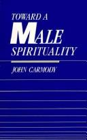Cover of: Toward a male spirituality