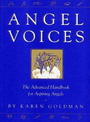 Cover of: Angel voices