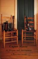 Cover of: Cajun music