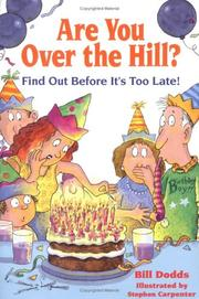 Cover of: Are You Over the Hill