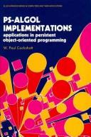 Cover of: PS-ALGOL implementations | W. Paul Cockshott