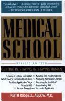 Cover of: Medical school | Keith R. Ablow