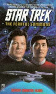 Cover of: Fearful Summons (Star Trek S.) | Denny Martin Flinn