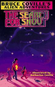 Cover of: The search for Snout