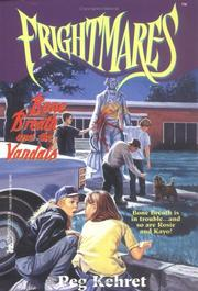 Cover of: Bone Breath and the Vandlals (Frightmares)