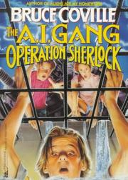 Cover of: Operation Sherlock (Ai Gang 1): Operation Sherlock (Ai Gang 1)
