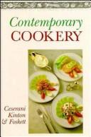 Cover of: Contemporary cookery | Victor Ceserani