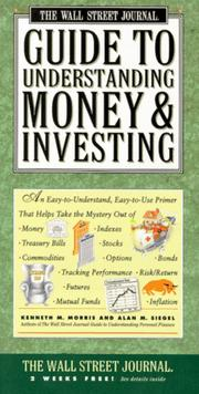Cover of: The Wall Street journal guide to understanding money & investing