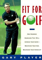 Cover of: Fit for golf