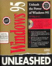 Cover of: Windows 95 unleashed |