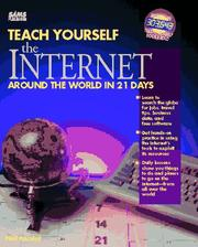 Cover of: Teach yourself the Internet