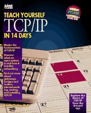 Cover of: Teach yourself TCP/IP in 14 days | Tim Parker