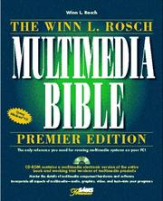 Cover of: The Winn L. Rosch multimedia bible | Winn L. Rosch